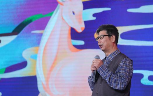 民政部基层政权和社区建设司原副司长王时浩在会上发言