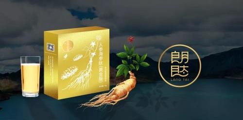 朗肽人参海参肽(黄金版) 中老年人的天然保健佳品